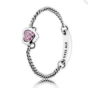 Pandora chain ring